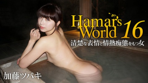Hamar's World 16 - An elegant girl reveals her naughty side