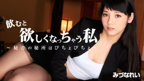 Rei Mizuna: Horny Secretary at a Drinking Party